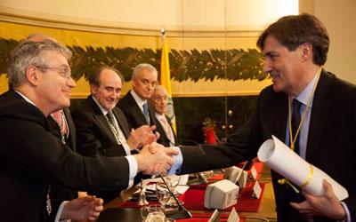El doctor Mariano Provencio Premio del año de la Real Academia Nacional de Medicina