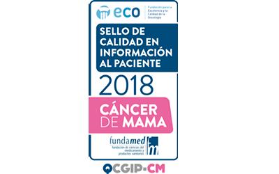 La información sobre cáncer dirigida a pacientes contará con un sello de calidad