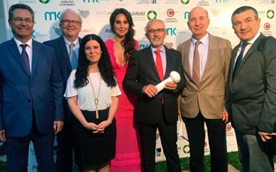 La Fundación ECO recibe el Premio Fundamed & Wecare-u