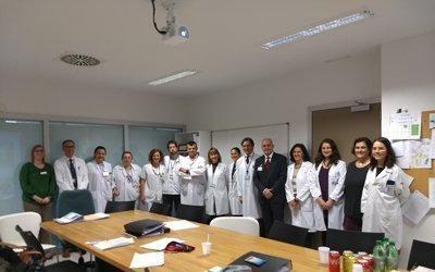 El servicio de Oncología del HUCA se somete a una auditoría internacional de calidad